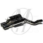 GTHAUS HP Touring Exhaust- Stainless- BM1721116-3