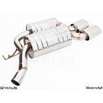 GTHAUS GTS Exhaust (Ultimate Performance)- Titan-3