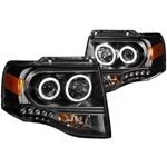 ANZO 2007-2014 Ford Expedition Projector Headlight