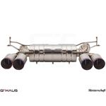 GTHAUS GT2 Racing Exhaust (Includes SUS SR Pipes-3