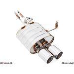 GTHAUS GT Racing Exhaust- Stainless- BM2021204-3