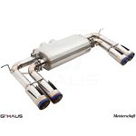 GTHAUS GTS Exhaust (Ultimate Sport Performance)- T