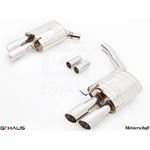 GTHAUS HP Touring Exhaust- Stainless- AU0811104-3