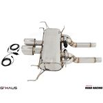GTHAUS GTC Exhaust (EV Control)- Stainless- CA01-3