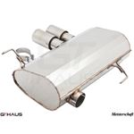 GTHAUS HP Touring Exhaust- Stainless- BM0331101-3