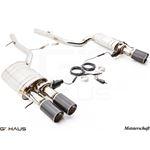 GTHAUS GTC Exhaust (EV Control)- Stainless- AU0121