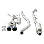 Ark Performance Catback Exhaust Systems(Polished-3