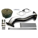 JOINT PIPE KIT EXPREME FA20 ZN6 ZC6 with TITAN EXHAUST BANDAGE TB6060 SB03A 1