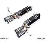 GTHAUS GT Racing Exhaust- Titanium- BM1922204-3