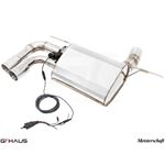 GTHAUS GTC Exhaust (EV Control)- Stainless- BM28-3