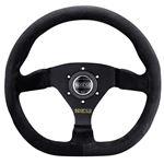 Sparco L360 Racing Steering Wheel, Black Suede (01