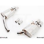 GTHAUS HP Touring Exhaust- Stainless- AU0611104