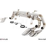 GTHAUS GTC Exhaust (EV Control)- Stainless- LA04-3
