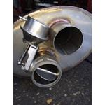 PPE Lexus IS - F True Dual Exhaust - Dual Mode M-3