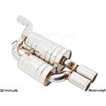 GTHAUS HP Touring Exhaust- Stainless- BM0731122