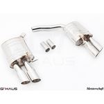 GTHAUS HP Touring Exhaust- Stainless- AU0811104