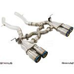 GTHAUS GT2 PKG (Super GT + GT package) Exhaust- Ti