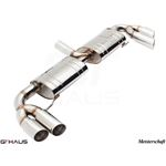 GTHAUS GTS Exhaust Ultimate Racing- Stainless- AU0