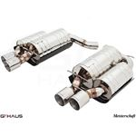 GTHAUS GTS Exhaust (Ultimate Performance)- Stain-3