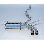 Invidia 15+ Mazda MX-5 Q300 Cat-back Exhaust (HS15