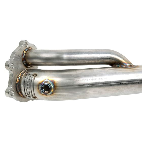"""GrimmSpeed Downpipe 3"""" Catted - 08-14 WRX,-3"""