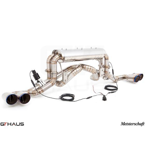 GTHAUS GTC Exhaust EV Control- Titanium- FE0112604