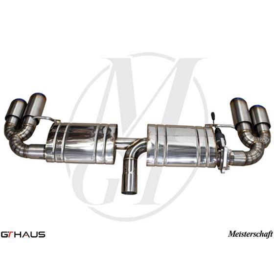 GTHAUS GTC Exhaust (EV Control)- Titanium- AU033-3