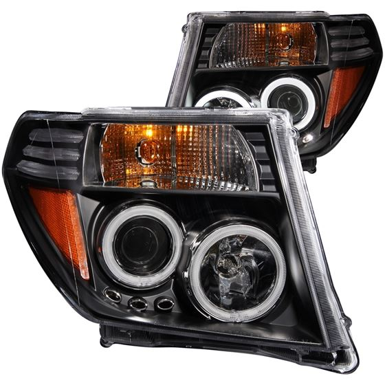 ANZO 2005-2008 Nissan Frontier Projector Headlight
