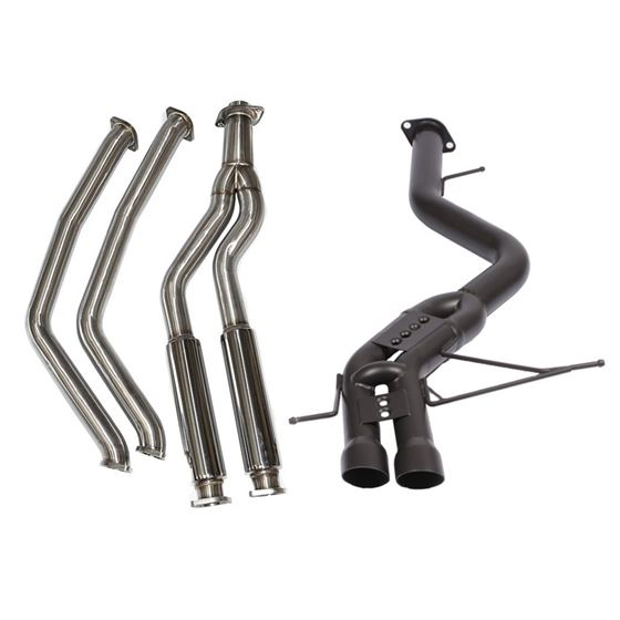 Berk Technology Exhaust Systems (BT1801 - SMP - HP