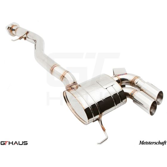 GTHAUS HP Touring Exhaust- Stainless- BM0111101