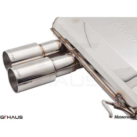 GTHAUS GT Racing Exhaust- Titanium- BM0352201