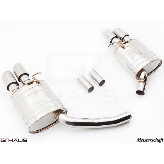 GTHAUS HP Touring Exhaust- Stainless- AU0621104
