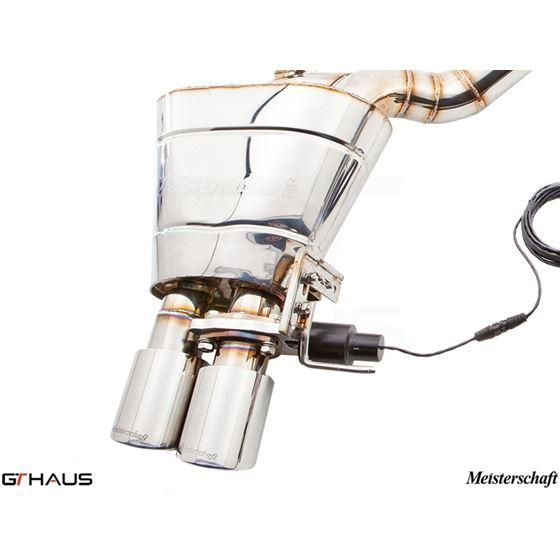 GTHAUS GTC Exhaust (EV Control)- Titanium- BM252-3