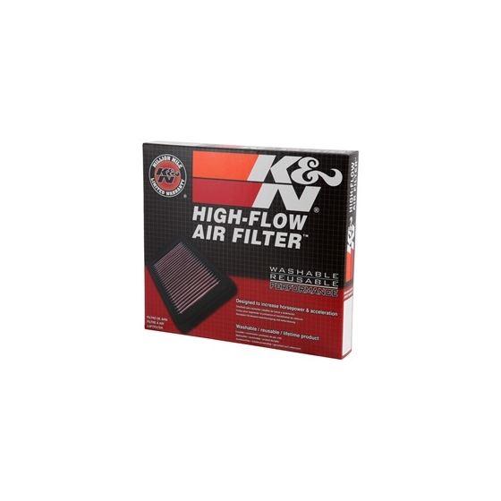 K/&N 33-3080 Replacement Air Filter
