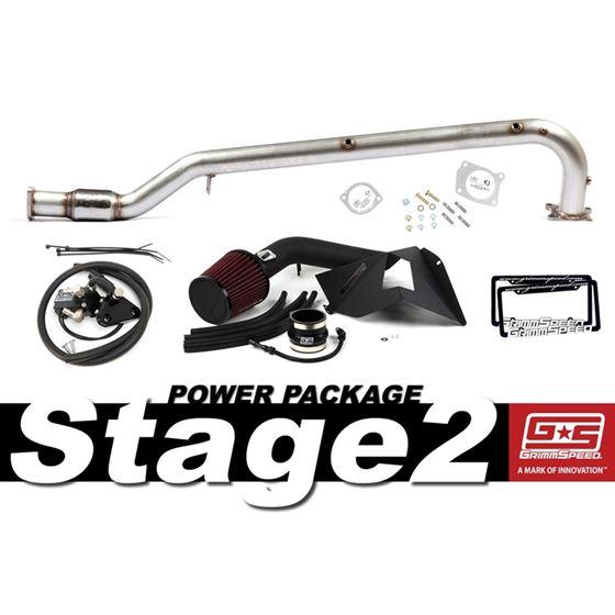GrimmSpeed Stage 2 Power Package -  15+ Subaru WRX
