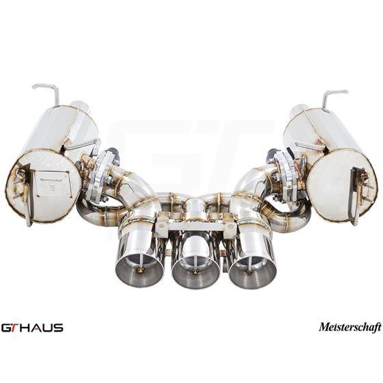 GTHAUS GTC Exhaust EV Control- Titanium- FE0312635