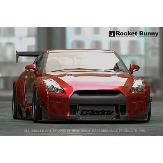 ROCKET BUNNY R35 V2 FRONT BUMPER (FRP) (17020630)