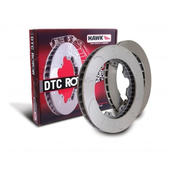 Hawk Performance DTC Floating Rotors (HR8008)