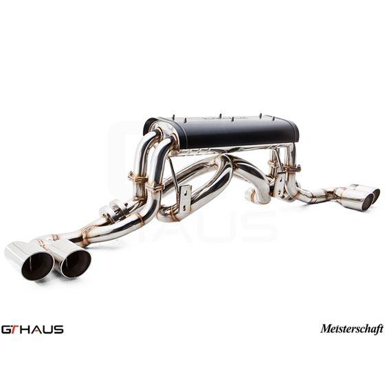 GTHAUS GT Racing Exhaust (Meist Ultimate version)-