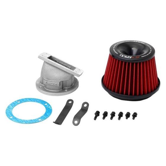 APEXi® 508-Z002 - Power Metal Polished Short