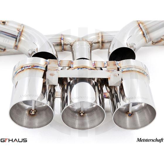 GTHAUS Super GT Racing Exhaust (Meist Ultimate v-3