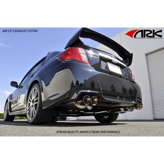 Ark Performance DT-S Exhaust System (SM1302-0310D)