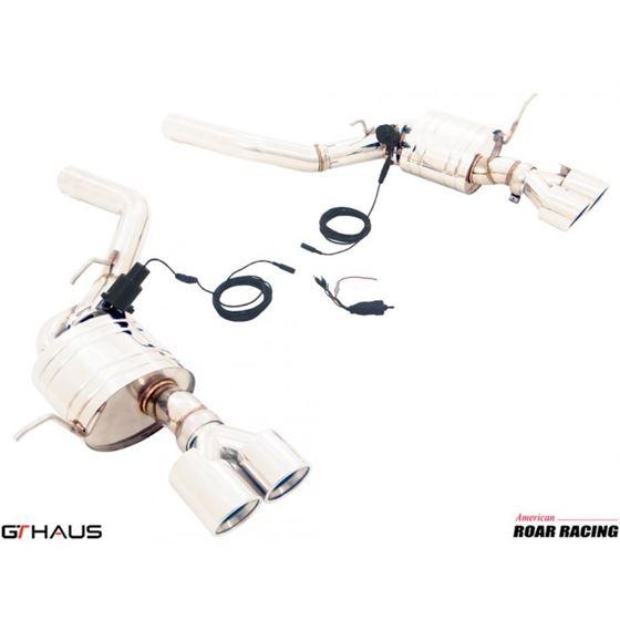 GTHAUS GTC Exhaust - Roar Super Racing series- Tit