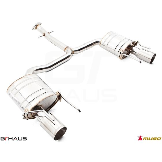 GTHAUS GTS Exhaust (Ultimate Sport Performance)  -