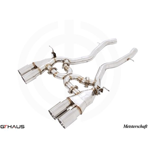 GTHAUS GT2 PKG (Super GT + GT package) Exhaust-3