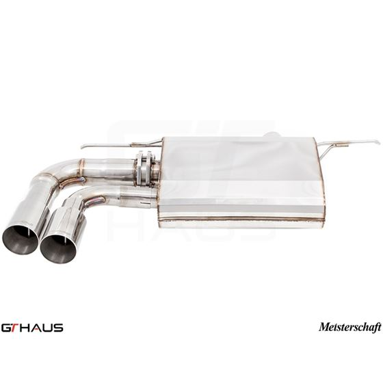 GTHAUS Super GT Racing Exhaust (Ultimate Perform-3