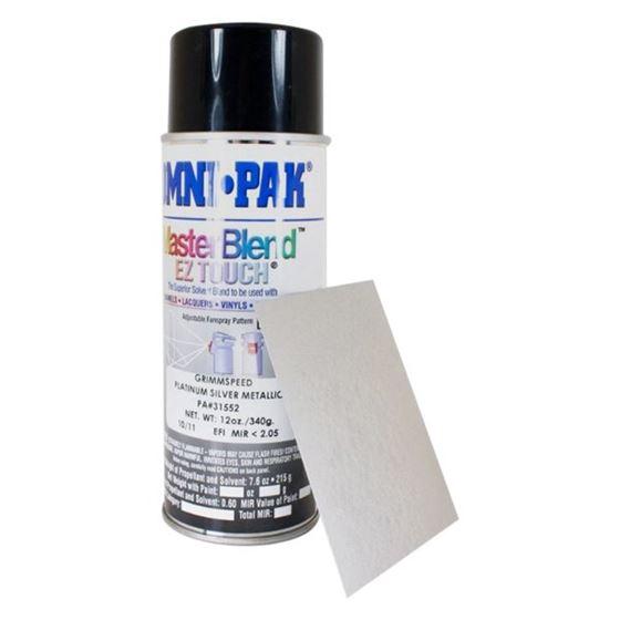 GrimmSpeed Platinum Silver (PSM) Paint (054004)