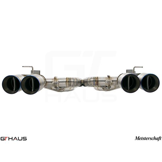 GTHAUS GT2 PKG (Super GT + GT package) Exhaust-3