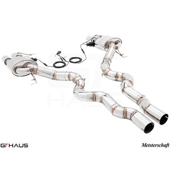 GTHAUS GTC Exhaust (EV Control) (Ti Rear unit +-3
