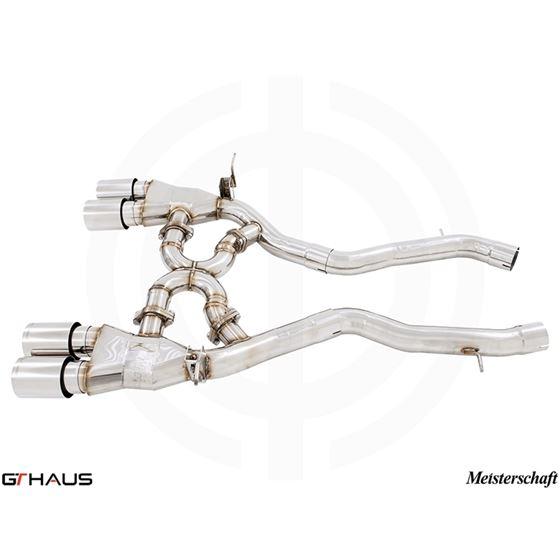 GTHAUS GT2 PKG (Super GT + GT package) Exhaust- St